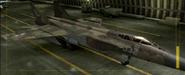 MiG-31 Mercenary color hangar
