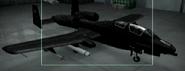 YA-10B Razgriz color Hangar