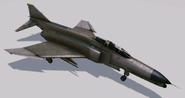 F-4G Phantom II Wild Weasel Hangar