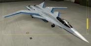 X-02 Knight color hangar
