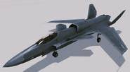 ASF-X Shinden II Hangar