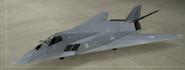 F-117A Soldier color hangar