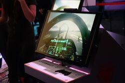 AC7 PS VR Demo Takeoff
