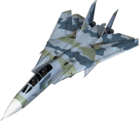 F-14D Super Tomcat (Aurelia)