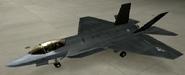 F-35C Standard color hangar