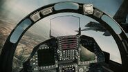 F-15E Strike Eagle AH Cockpit