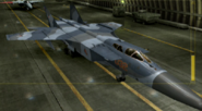 MiG-31 Knight color hangar