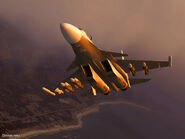 ACZ Su-37 Intakes