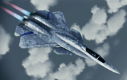 X-02 Event Skin 02 Flyby