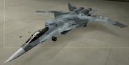 X-02 Standard color hangar
