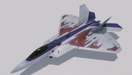"F-22A ""AC"" Skin -01 Hangar"