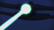 X-49 TLS Off Course CGI