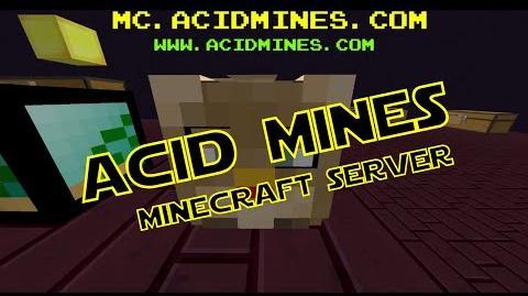 Acid Mines Minecraft Server