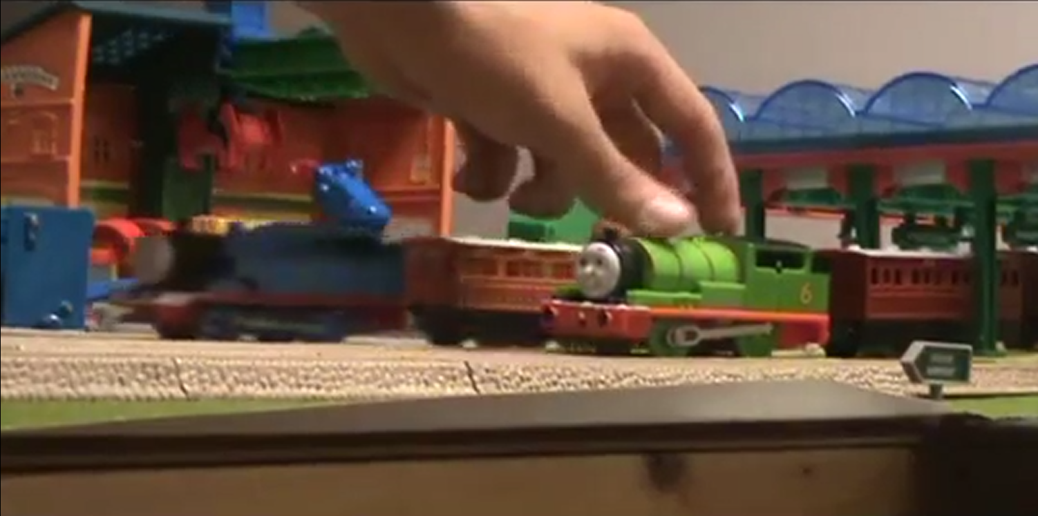 Category tomy trackmaster t f episodes ackley attack for Pool master tv show wiki