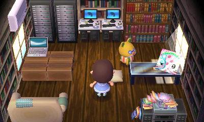Graham Animal Crossing New Leaf Wiki Fandom Powered