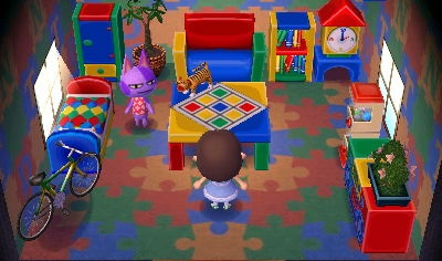 Image bob inside animal crossing new leaf for Modern house acnl