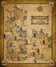 Westeros and the Free Cities