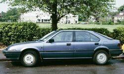 Honda Intagra Seitenansicht Cambridge 1987
