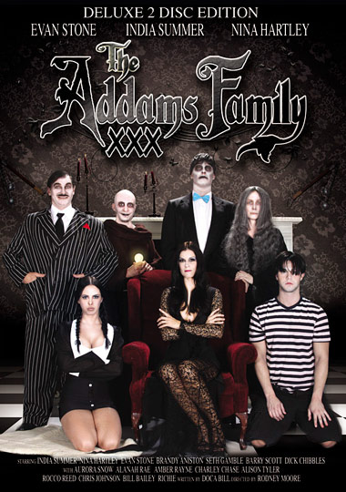 The Addams Family XXX | Addams Family Wiki | Fandom