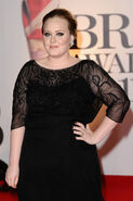 Adele+BRIT+Awards+2011+Outside+Arrivals+922AybzjlWUl