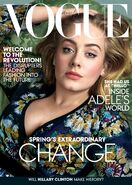 Adele 2016 Vogue 1