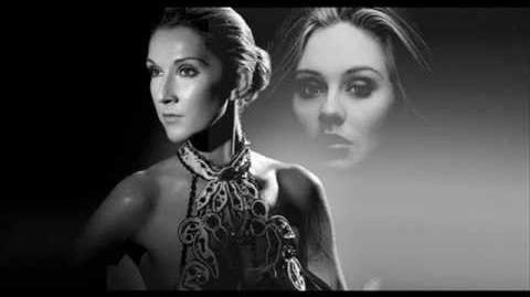 Celine Dion - Rolling In The Deep (FULL SONG) HQ