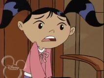 Stressed Haley