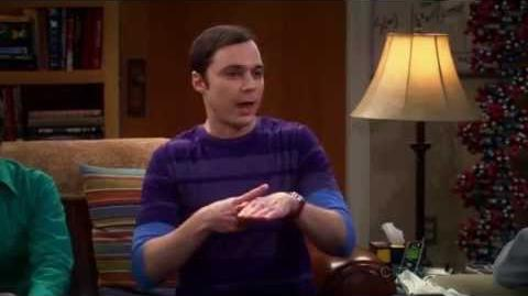 Rock Paper Scissors Lizard Spock (Extended Cut) ~ The Big Bang Theory ~