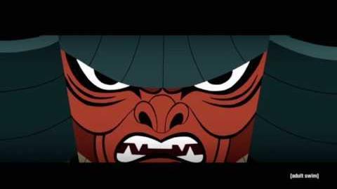 Samurai Jack One vs. Many with Genndy Tartakovsky's commentary (18+)