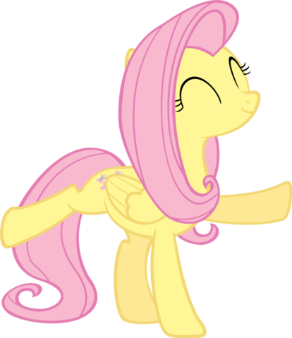 File:Dancing fluttershy by moongazeponies-d3fiy2b.png