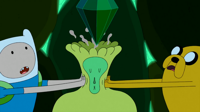 File:S4e26 finnandjakesqueezingEmeraldPrincess'head.png
