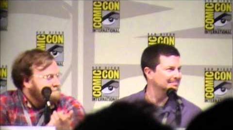 Adventure Time Panel-SDCC 2011-Part 1
