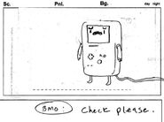 Check please BMO