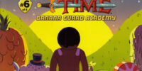 Adventure Time: Banana Guard Academy Issue 6