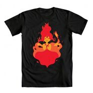 Flame-princess-black-shirt