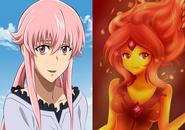 2 Yuno - Flame Princess