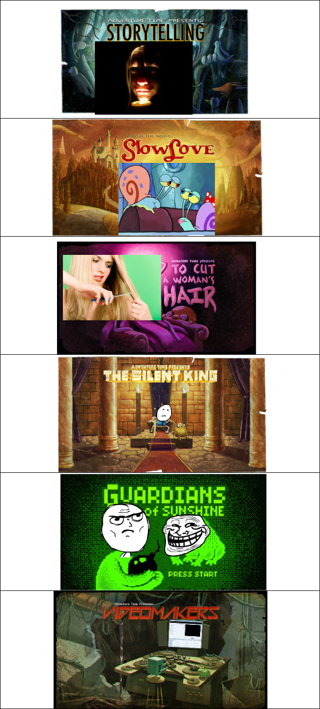 Funny season 2 titles