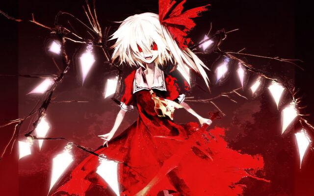 File:Flandre Scarlet (Koumajou Densetsu).jpg
