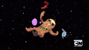S2e9 royal tart toter in space with lsp