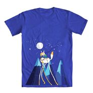 Fionna and Cake Night Shirt