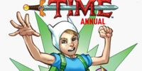 Adventure Time Annual 2013