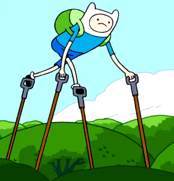 File:Finn on all fours.png