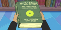 Mystic Rituals And Their Space Time Applications