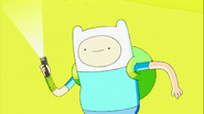 S6e1 Finn with pen light