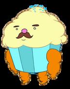 Mr cupcake