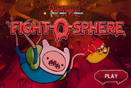 Fightosphere title page