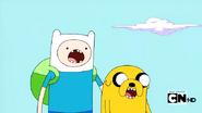 S2e17 Finn and Jake agape