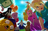 Adventure time by suihara-d5aonts