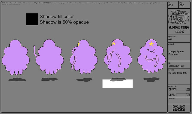 Adventure Time Character Design Sheets : Lumpy space princess gallery adventure time wiki