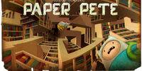 Paper Pete (episode)